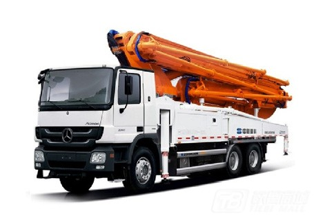 中联重科49X-6RZ混凝土泵车