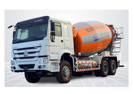 中联重科ZLJ5253GJBE-E混凝土搅拌运输车