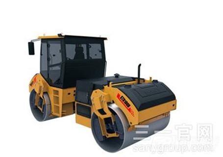 三一STR130-5H双钢轮压路机