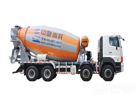 中联重科ZLJ5315GJBH-F混凝土搅拌运输车