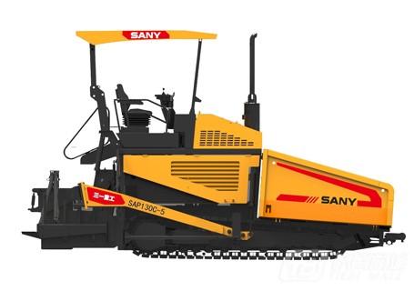 三一SAP130C-5履带式摊铺机