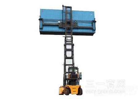 三一SDCY100K9C1-T集装箱空箱堆高机