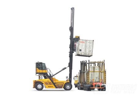 三一SDCY90K7C15-H集装箱空箱堆高机
