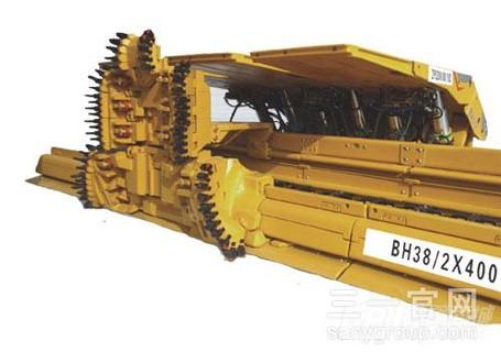 三一BH38/2×400刨煤机