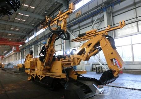 三一CMZY2-180/20双臂钻装机