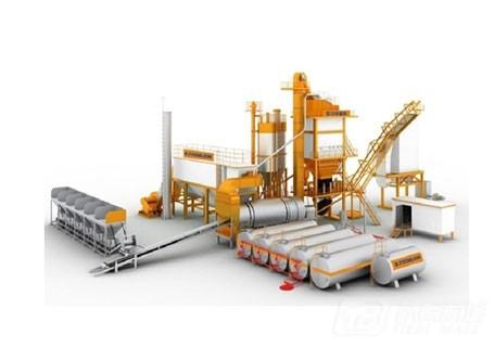 中联重科LB3000沥青混合料搅拌设备