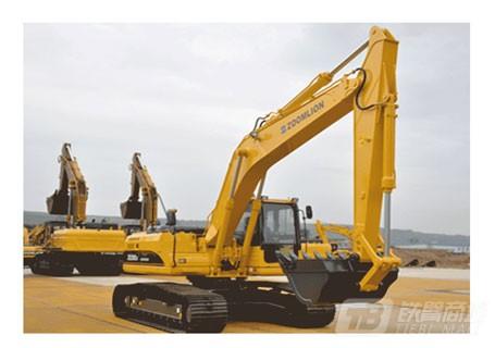 中联重科ZE220ELC挖掘机
