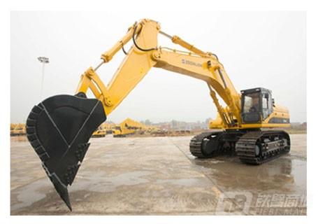 中联重科ZE700E履带挖掘机