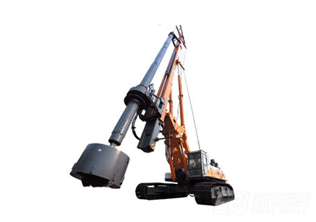 中联重科ZR220C旋挖钻机