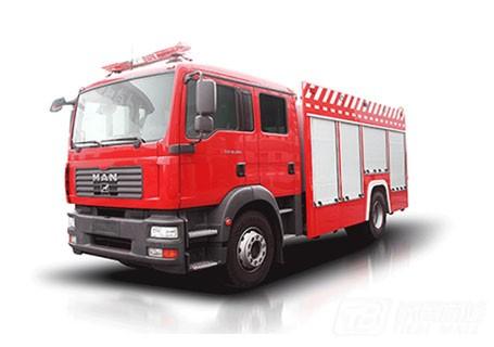 中联重科ZLJ5161GXFAP45城市主战消防车