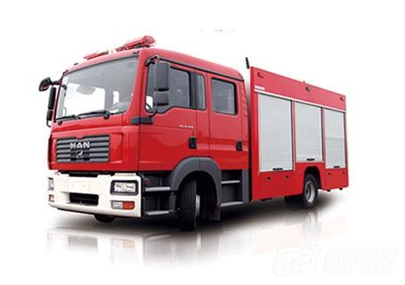 中联重科ZLJ5121GXFAP32城市主战消防车