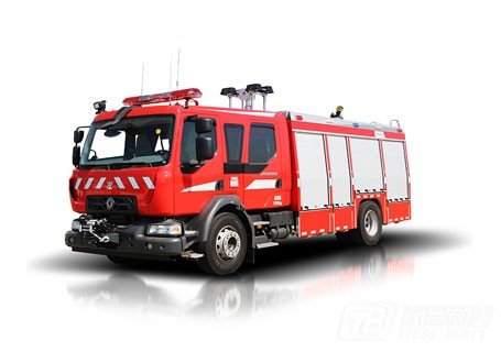 中联重科ZLJ5160GXFPM40泡沫水罐消防车