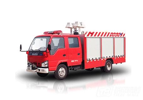 中联重科ZLJ5060TXFJY68抢险救援消防车