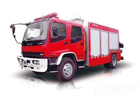 中联重科ZLJ5131TXFJY98抢险救援消防车