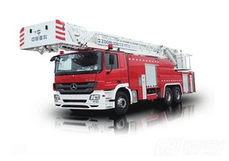 中联重科ZLJ5322JXFYT32多功能云梯消防车