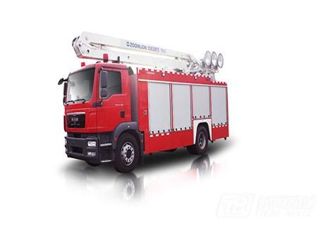 中联重科ZLJ5142TXFZM75照明消防车