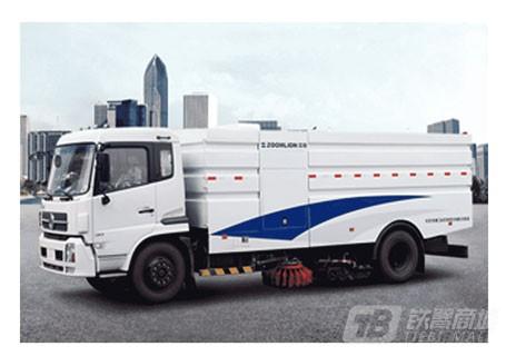 中联重科ZLJ5160TXSE4洗扫车