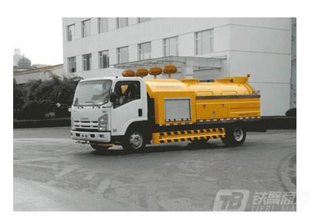 中联重科ZLJ5101GQXE3E4下水道疏通清洗车