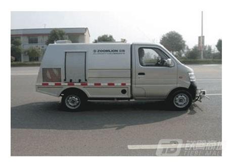 中联重科ZLJ5020TYHE4清洗车