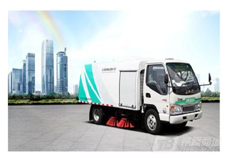 中联重科ZLJ5071TSLHBEV新能源车