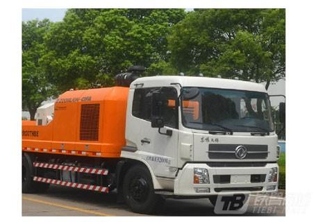 中联重科ZLJ5130THBE-9014R车载泵