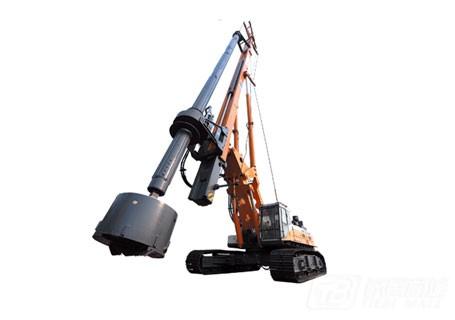 中联重科ZR160A-1旋挖钻机
