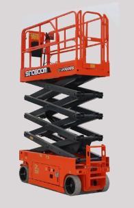 星邦重工GTJZ0608S剪叉式高空作业平台