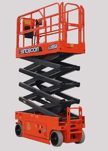 星邦重工GTJZ0808剪叉式高空作业平台