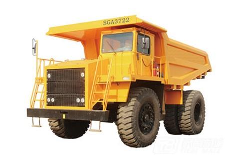 柳工SGA3722矿用自卸车
