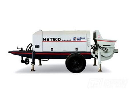 泵虎HBT60D拖泵