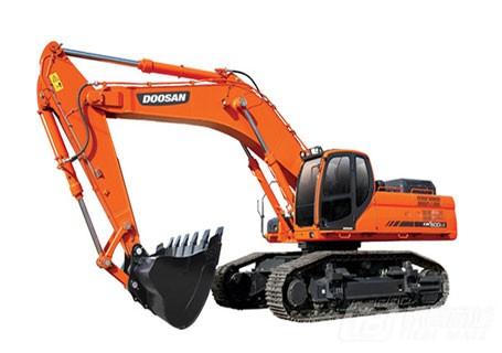 斗山DX500LC/DX500LC-G挖掘机