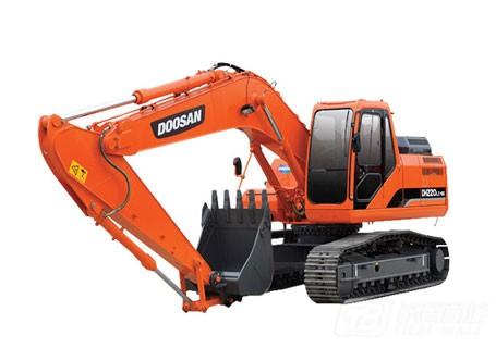 斗山DH220LC-9E挖掘机图片