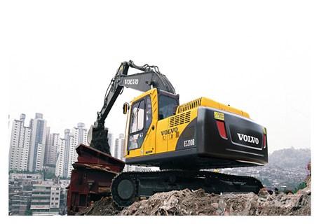 沃尔沃EC210B Prime 履带挖掘机