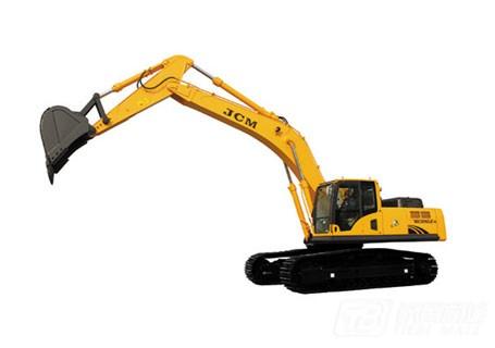 山重建机MC386LC-8挖掘机