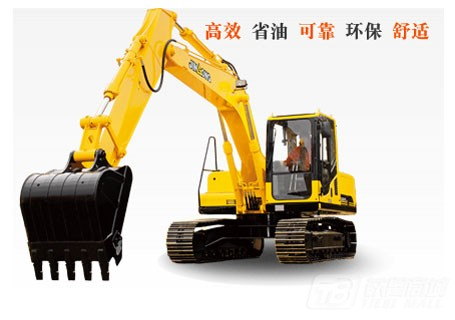晋工JGM915-LC挖掘机