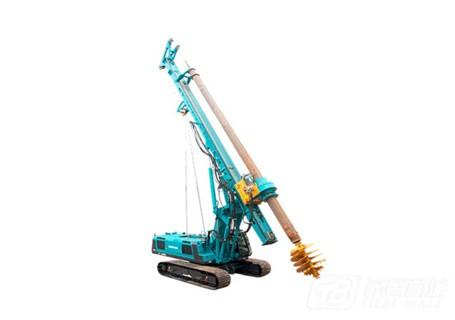 山河智能SWDM28A旋挖钻机