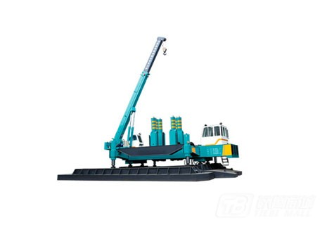 山河智能ZYJ680B-II液压静力压桩机