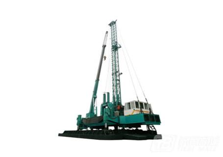山河智能ZYJ1000F沉管灌注压桩机