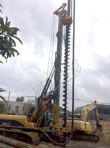 泰信机械KR125M旋挖钻机外观图7