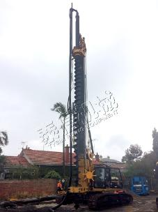 泰信机械KR160M(CFA工法)旋挖钻机外观图7