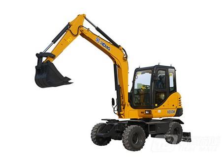 徐工XE60W轮式挖掘机