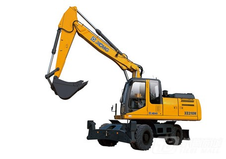 徐工XE210W轮式挖掘机