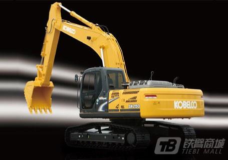 原装神钢K260LC-8履带挖掘机