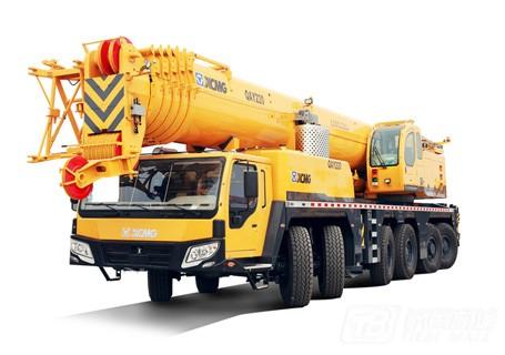 徐工QAY220(四驱)全地面起重机