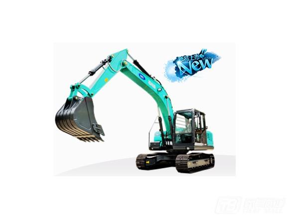 石川岛135NS履带挖掘机