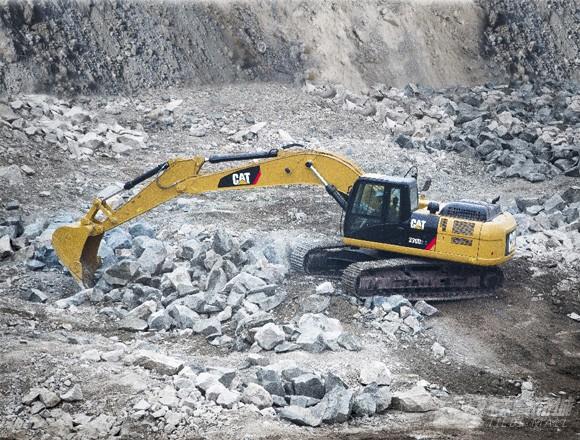 卡特彼勒330D2 L履带挖掘机