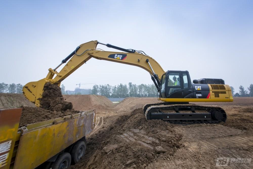卡特彼勒336D2 XE挖掘机