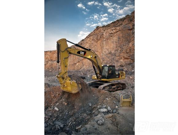 卡特彼勒340D2 L液压挖掘机