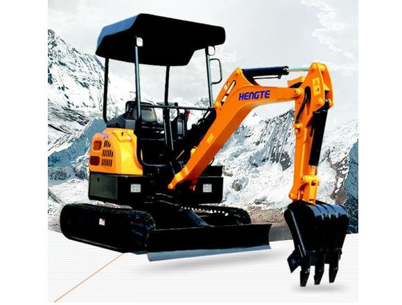 恒特HT21微型挖掘机
