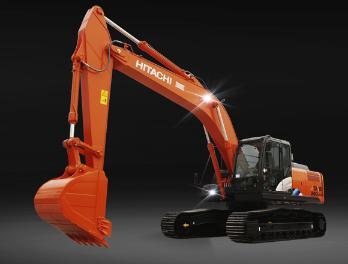 原装日立ZX260LCH-5A履带挖掘机